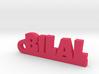 BILAL Keychain Lucky 3d printed