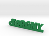TORGNY Keychain Lucky 3d printed