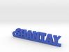 SHANTAY Keychain Lucky 3d printed