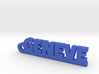 GENEVE Keychain Lucky 3d printed