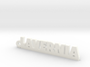 LAVERNIA Keychain Lucky 3d printed