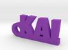 KAI Keychain Lucky 3d printed