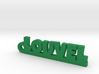 LOUVEL Keychain Lucky 3d printed