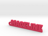 MADELINE Keychain Lucky 3d printed