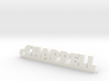 CHAPPELL Keychain Lucky 3d printed