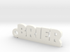 BRIER Keychain Lucky 3d printed