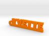 YVETTE Keychain Lucky 3d printed