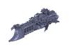 "Imperial Navy ""Armageddon"" Battlecruiser 3d printed"