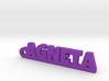 AGNETA Keychain Lucky 3d printed