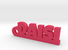 DAISI Keychain Lucky 3d printed