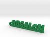 ABSALON Keychain Lucky 3d printed