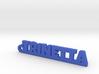 TRINETTA Keychain Lucky 3d printed