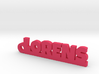 LORENS Keychain Lucky 3d printed