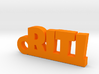 RITI Keychain Lucky 3d printed