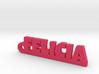 FELICIA Keychain Lucky 3d printed