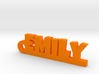 EMILY Keychain Lucky 3d printed