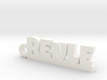 REULE Keychain Lucky 3d printed