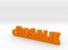 ROSALIE Keychain Lucky 3d printed