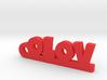 OLOV Keychain Lucky 3d printed