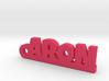 ARON Keychain Lucky 3d printed
