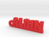 ALBIN Keychain Lucky 3d printed