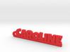 CAROLINE Keychain Lucky 3d printed