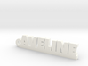 AVELINE Keychain Lucky 3d printed