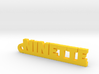 NINETTE Keychain Lucky 3d printed