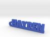 HAYDEN Keychain Lucky 3d printed