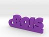 BOIS Keychain Lucky 3d printed