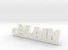 ALAIN Keychain Lucky 3d printed