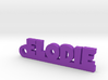 ELODIE Keychain Lucky 3d printed