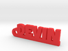 DEVIN Keychain Lucky 3d printed