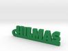 HILMAS Keychain Lucky 3d printed