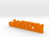JOSEFIN Keychain Lucky 3d printed