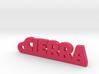 CIERRA Keychain Lucky 3d printed