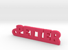 PETTER Keychain Lucky 3d printed