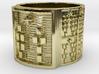 OTURADI Ring Size 14 3d printed