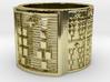 IRETEKANA Ring Size 13.5 3d printed