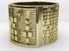 IRETEKA Ring Size 14 3d printed