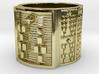 IRETEFUN Ring Size 11-13 3d printed
