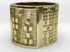 OSHENIWO Ring Size 11-13 3d printed