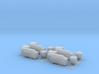 SeaRAM Kit No Base Assembly x 4 1/75 3d printed