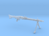 MG42 (1/9 scale) 3d printed