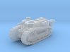 Renault FT tank (French) 1/200 3d printed