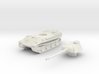Panther tank (Germany) 1/100 3d printed