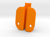 F&F-95 Netherlands MastGate 3d printed orange