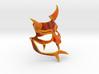 Kabuki Demon Mask 3d printed