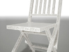 One and One Chair (Base) 3d printed render