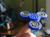 Trius Fidget Spinner Body 3d printed